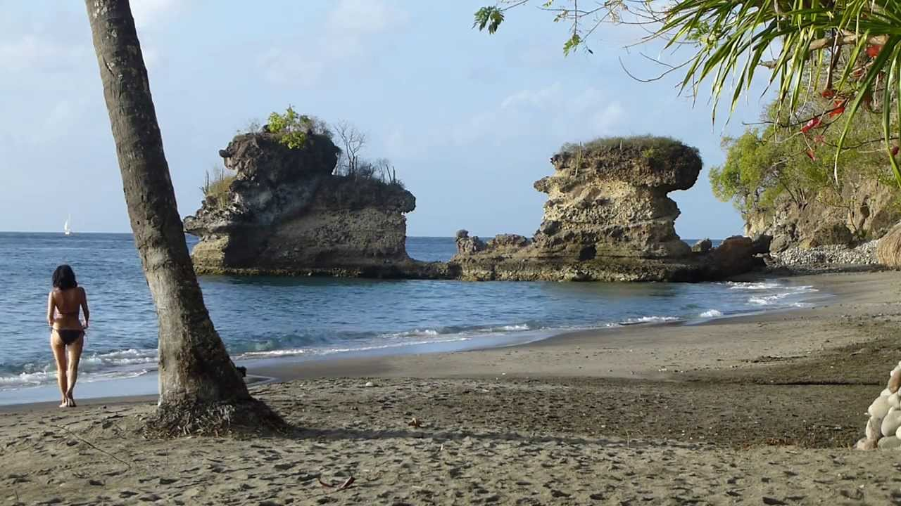 Elfi Sonja At Anse Chastanet Beach In Soufriere St Lucia