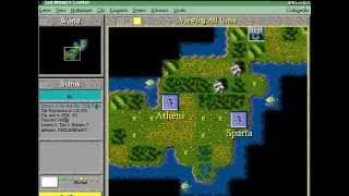 IE 20 PC games review - Civnet (1995)