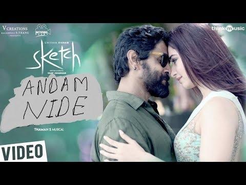Andam Nide (Chenni Chellaaie)  HD Full...