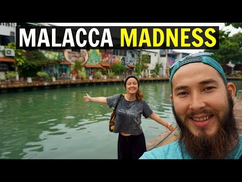 MALACCA MADNESS | WHERE IS THE SUBMARINE?