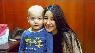 يوم مع أطفال جمعية أصدقاء مرضى السرطان   A Day With The Children of FOCP
