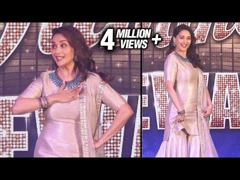 Madhuri Dixit AMAZING DANCE At 52 On Dhak Dhak Karne Laga Song From Beta | Dance Deewane 2