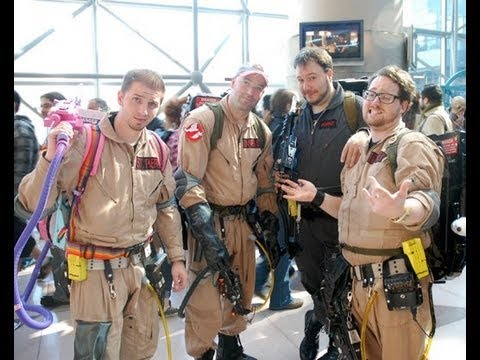 Ghostbusters of NH Mega Mix