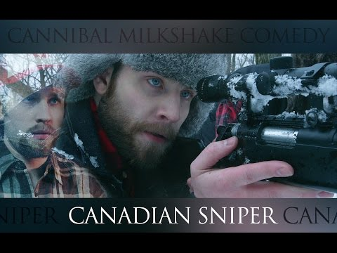Canadian Sniper (American Sniper Parody)