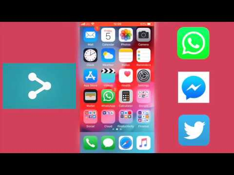 iPhone Screen Recorded video Sharing No Audio Fix - YouTube