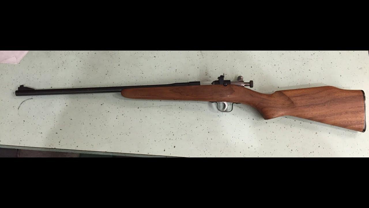 Rogue River Chipmunk Single Shot 22 Junior Rifle