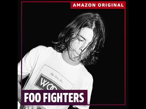 "The Foo Fighters release new EP ""Live On The Radio 1996"" Amazon original"