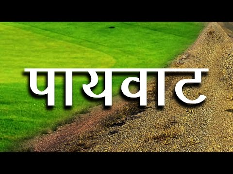Paywaat | Marathi Kavita 2016 Video