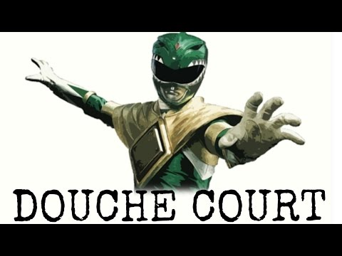 Douche Court: The Green Ranger (Jason David Frank Vs. Austin St. John Feud)