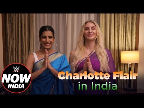 Charlotte Flair's Best Moments in India: WWE Now India