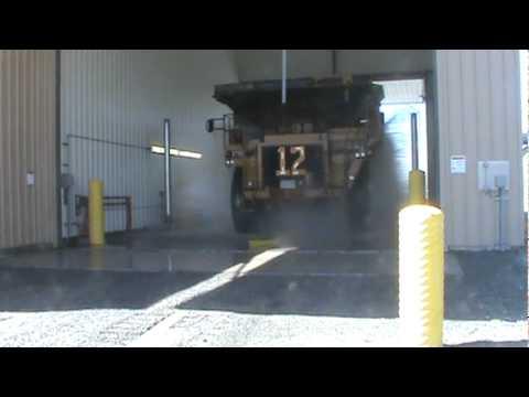 Haul Truck Wash - Autowash Australia