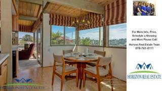4114 Avoyer Pl., La Mesa, CA Presented by Horizon Real Estate Team.