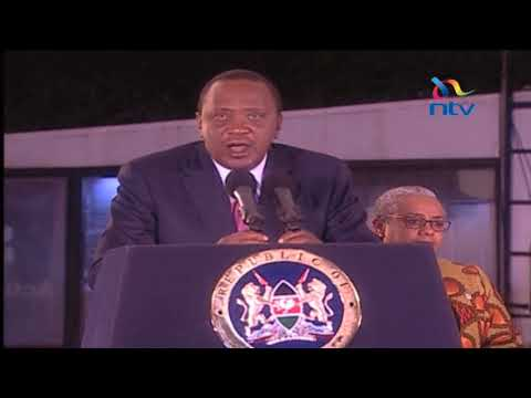 President Uhuru Kenyatta's win gazetted