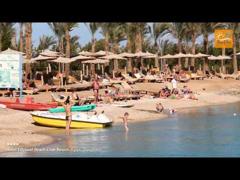 Egipt Hurghada Lillyland Beach Club Resort Sun&Fun