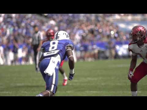 Kentucky Wildcats TV:Sit Down with Javess Blue