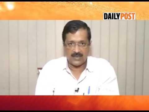 Arvind Kejriwal salutes Modi over surgical strikes