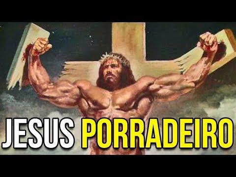 JESUS DESCE A PORRADA NOS OUTROS DEUSES! – FIGHT OF THE GODS