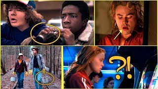 Top 10 Editing MISTAKES in Stranger Things Season 2 (Movie Mistakes)