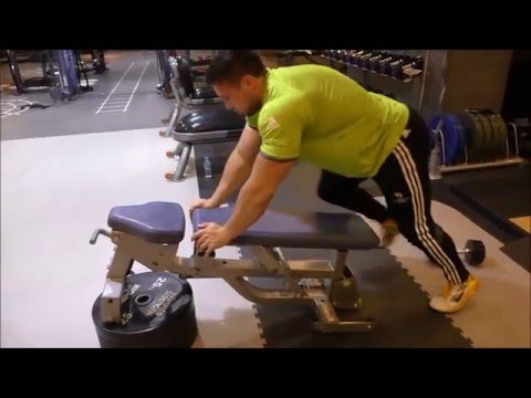 Bodybuilding life in Saudi Arabia 14 Abdulláhův minispeciál