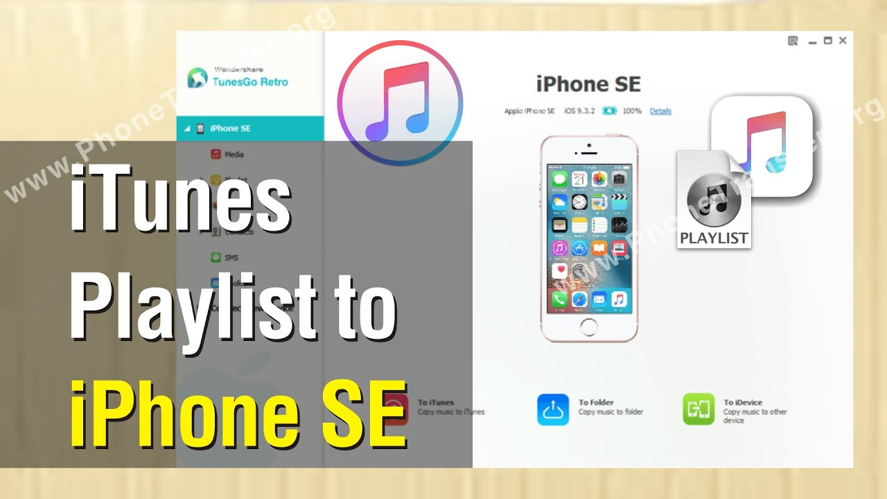 how to add itunes music to iphone how to put itunes playlist to iphone se sync itunes 19822