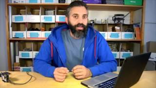 Arduino GSM Shield - Intro part 1
