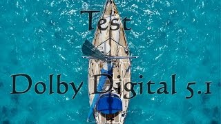 Test Dolby Digital 5.1