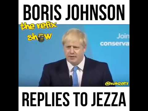 Jamaican Boris Johnson