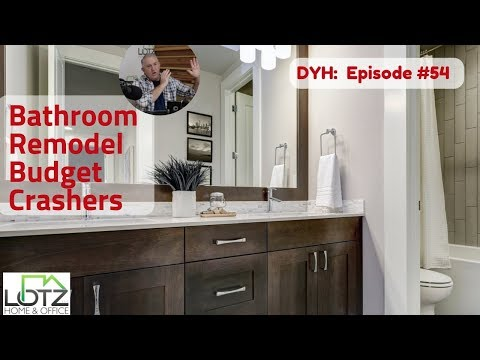 8 Bathroom Remodel Costs Breakdown Unexpected Budget Crushers