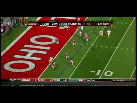 Matt Barkley vs. Ohio State 2009