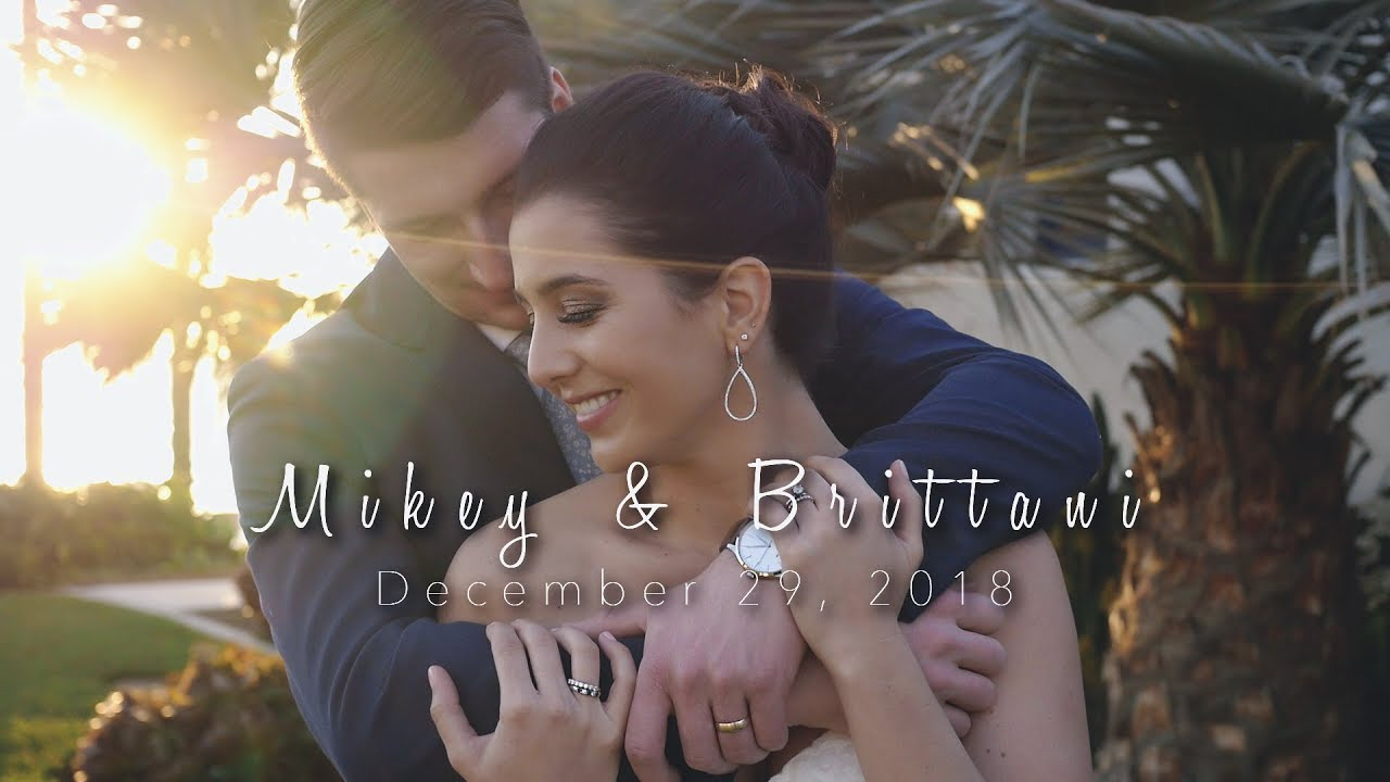 Ole Hanson Beach Club Wedding Videography | Mikey & Brittani Highlight Film | San Clemente, CA