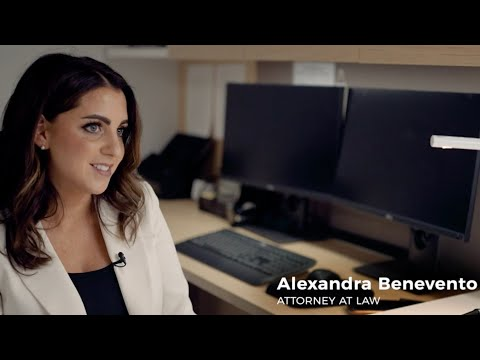 Who is Alexandra Benevento? | Attorney at Law, Strom Law Firm, LLC