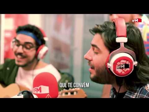 Salvador Sobral & Janeiro - Cançao Para Ti (RFM Radio 07-05-2017)
