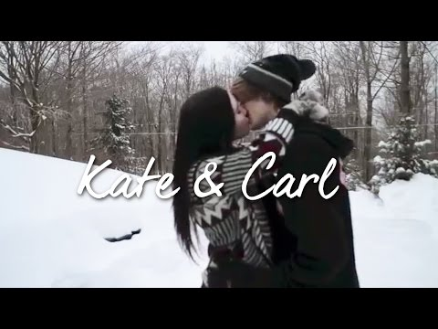 Cute Couple (Kate and Carl)