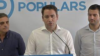 PP pide a Sánchez que exija a UE una solución para el Open Arms