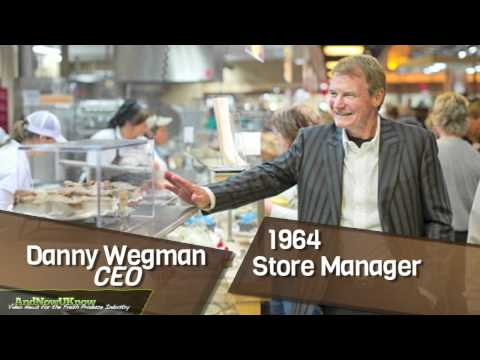 AndNowUKnow: Wegmans Robert B. Wegman Award - Buyside News