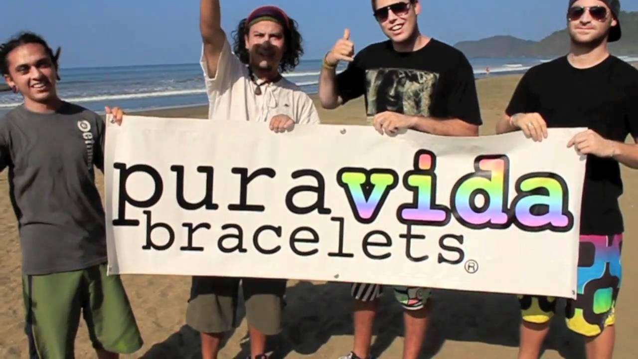 Behind The Scenes Pura Vida Bracelets