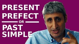 PRESENT PERFECT or PAST SIMPLE: How to use them correctly The BEST EXPLANATION