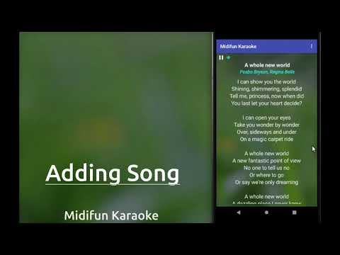 Building Your Karaoke with Midifun Karaoke App