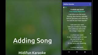 Building Your Karaoke with Midifun Karaoke App screenshot 2