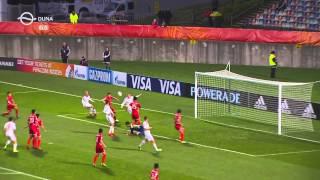 Magyarország - Észak-Korea 5-1 - U20-as VB - összefoglaló - DunaTV