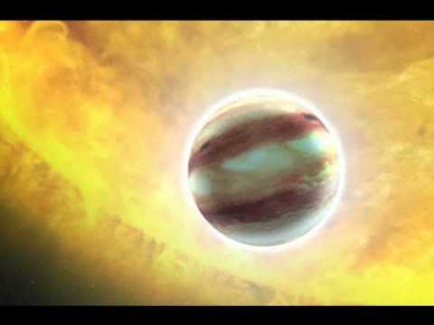 Planet Gliese 163 C - Pics about space