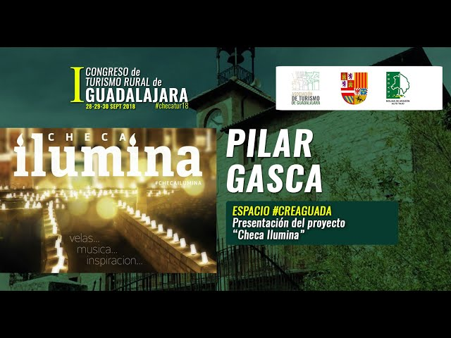 #checatur18 - Pilar Gasca - Checa Ilumina