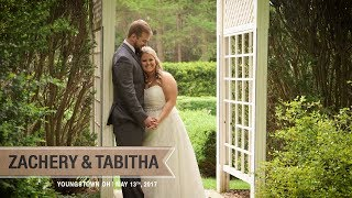 Zach and Tabitha Wedding Highlight Film