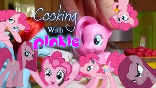 Mlp- Cooking With Piฑkie Pie   #1   Cupcakes?