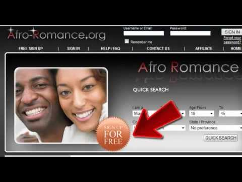 Afroromance Dating Site from YouTube · Duration:  3 minutes 24 seconds