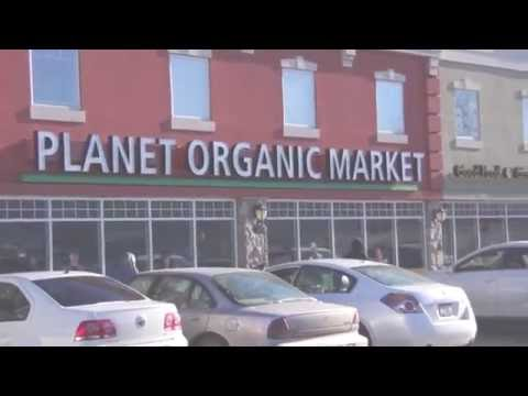Edmonton's 1st Cash Mob to Support Inclusive Hiring - Planet Organic (February 23, 2014)