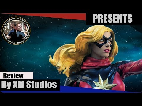 Ms Marvel XM Studios Review The Odd Couple Statue Reviews