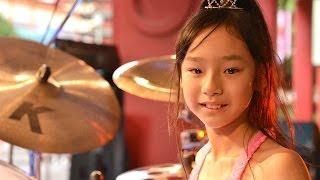 佐藤奏 ドラム Drums: Kanade Sato (11YRS OLD) LupinⅢ 【ルパン三世のテーマ