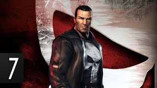 THE PUNISHER - Walkthrough Part 7 Gameplay [1080p HD 60FPS PC] No Commentary