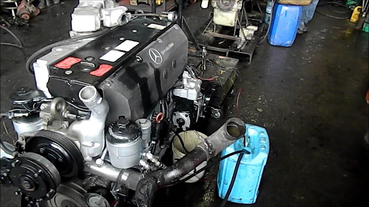Motor mercedes 906 300 hp youtube 300 hp motor